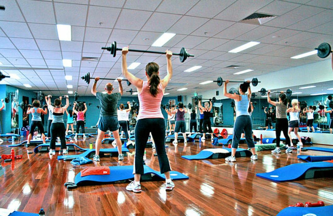 Фитнес мания
